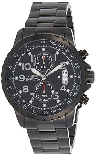 インヴィクタ インビクタ 腕時計 メンズ 13787 【送料無料】Invicta Men's 13787 Specialty Black Ion-Plated Stainless Steel Watchインヴィクタ インビクタ 腕時計 メンズ 13787
