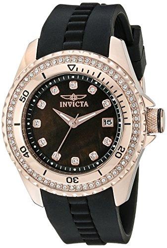 インヴィクタ インビクタ 腕時計 レディース 21382 Invicta Women's 21382 Wildflower Analog Display Quartz Black Watchインヴィクタ インビクタ 腕時計 レディース 21382