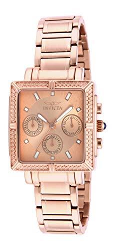 インヴィクタ インビクタ 腕時計 レディース 14872 Invicta Women's 14872 Wildflower Rose Gold Dial 18k Rose Gold Ion-Plated Stainless Steel Watchインヴィクタ インビクタ 腕時計 レディース 14872