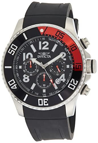インヴィクタ インビクタ プロダイバー 腕時計 メンズ 15145 【送料無料】Invicta Men's 15145 Pro Diver Stainless Steel Watch With Black Polyurethane Bandインヴィクタ インビクタ プロダイバー 腕時計 メンズ 15145