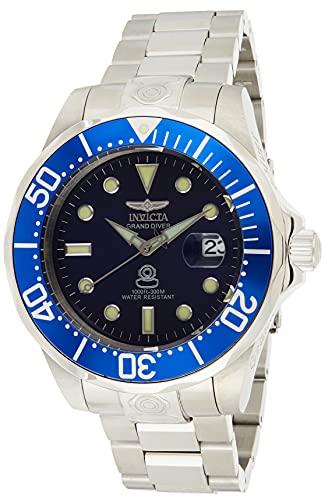 インヴィクタ インビクタ プロダイバー 腕時計 メンズ INVICTA-3045 Invicta Men's 3045 Pro-Diver Collection Grand Diver Stainless Steel Automatic Watch with Link Braceletインヴィクタ インビクタ プロダイバー 腕時計 メンズ INVICTA-3045