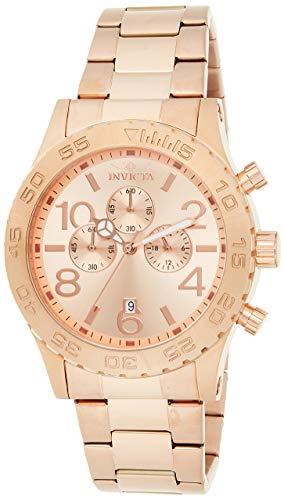 インヴィクタ インビクタ 腕時計 メンズ 1271 【送料無料】Invicta Men's 1271 Specialty Chronograph Rose Dial 18k Rose Gold Ion-Plated Watchインヴィクタ インビクタ 腕時計 メンズ 1271