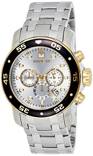 腕時計 インヴィクタ インビクタ プロダイバー メンズ 80040 【送料無料】Invicta Men's 80040 Pro Diver Stainless Steel Watch with Link Bracelet腕時計 インヴィクタ インビクタ プロダイバー メンズ 80040