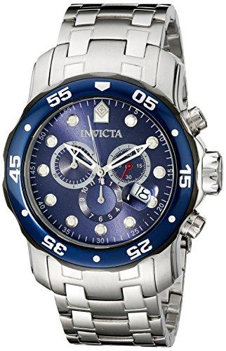 インヴィクタ インビクタ プロダイバー 腕時計 メンズ 80057 【送料無料】Invicta Men's 80057 Pro Diver Stainless Steel Watch with Blue Dialインヴィクタ インビクタ プロダイバー 腕時計 メンズ 80057
