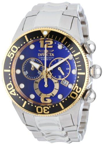 メンズ Stainless インヴィクタ 14201 Watch腕時計 腕時計 インビクタ 【送料無料】Invicta 14201 インヴィクタ メンズ Blue Steel Men's Dial 14201 インビクタ Lupah Chronograph