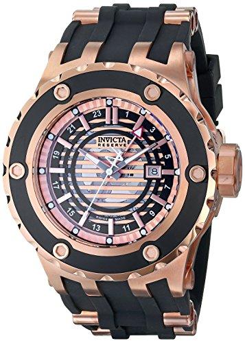 インヴィクタ インビクタ サブアクア 腕時計 メンズ 16823 【送料無料】Invicta Men's 16823 Subaqua Analog Display Swiss Quartz Black Watchインヴィクタ インビクタ サブアクア 腕時計 メンズ 16823
