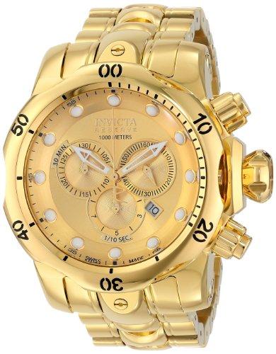 インヴィクタ インビクタ ベノム 腕時計 メンズ 14503 【送料無料】Invicta Men's 14503 Venom Analog Display Swiss Quartz Gold Watchインヴィクタ インビクタ ベノム 腕時計 メンズ 14503