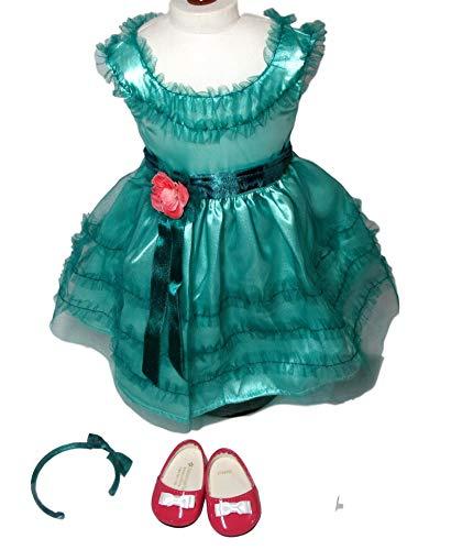 アメリカンガールドール 赤ちゃん おままごと ベビー人形 【送料無料】American Girl Maryellen's Birthday Dressアメリカンガールドール 赤ちゃん おままごと ベビー人形