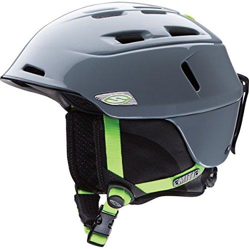 スノーボード ウィンタースポーツ 海外モデル ヨーロッパモデル アメリカモデル 【送料無料】Smith Optics 2015 Camber Helmet, Frost Acid, Mediumスノーボード ウィンタースポーツ 海外モデル ヨーロッパモデル アメリカモデル