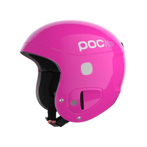 スノーボード ウィンタースポーツ 海外モデル ヨーロッパモデル アメリカモデル PC102109085ADJ1 POC POCito Skull, Children's Helmet, Fluorescent Pink, ADJスノーボード ウィンタースポーツ 海外モデル ヨーロッパモデル アメリカモデル PC102109085ADJ1
