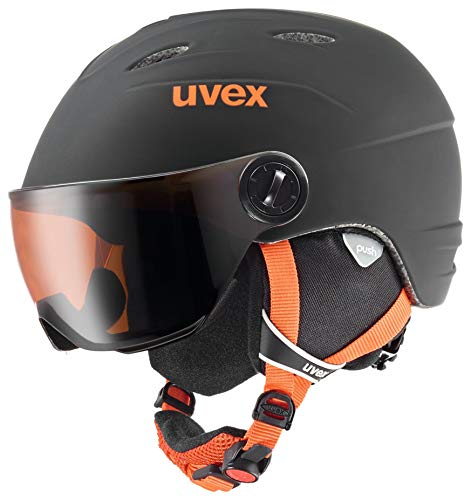 スノーボード ウィンタースポーツ 海外モデル ヨーロッパモデル アメリカモデル 5661912805 【送料無料】Uvex Junior Visor Pro Winter Sports/Ski Helmet/Goggle Set - スノーボード ウィンタースポーツ 海外モデル ヨーロッパモデル アメリカモデル 5661912805