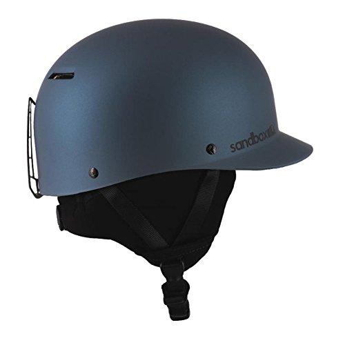 スノーボード ウィンタースポーツ 海外モデル ヨーロッパモデル アメリカモデル Sandbox SANDBOX Classic 2.0 Apex Snow Helmet, Blue Steel, Mediumスノーボード ウィンタースポーツ 海外モデル ヨーロッパモデル アメリカモデル Sandbox