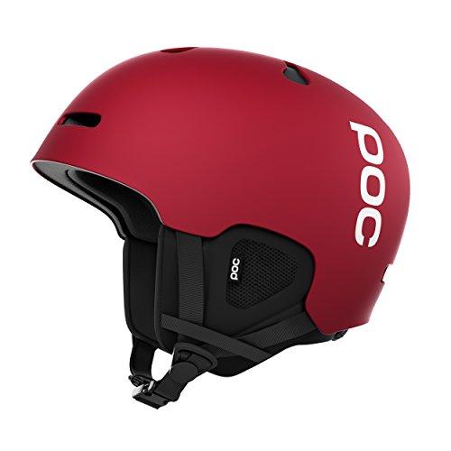 スノーボード ウィンタースポーツ 海外モデル ヨーロッパモデル アメリカモデル 10496 【送料無料】POC Auric Cut Helmet, Bohrium Red, Medium/Largeスノーボード ウィンタースポーツ 海外モデル ヨーロッパモデル アメリカモデル 10496