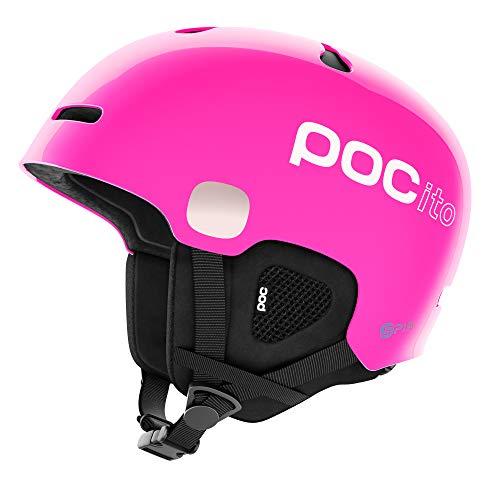 スノーボード ウィンタースポーツ 海外モデル ヨーロッパモデル アメリカモデル PO-91439 【送料無料】POC, POCito Auric Cut Spin Kids Helmet, Fluorescent Pink, XS/Sスノーボード ウィンタースポーツ 海外モデル ヨーロッパモデル アメリカモデル PO-91439