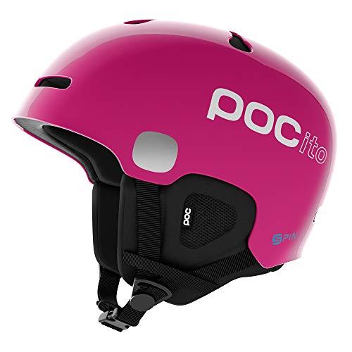スノーボード ウィンタースポーツ 海外モデル ヨーロッパモデル アメリカモデル PO-91438 POC POCito Auric Cut Spin Kids Helmet, Fluorescent Pink, M/LGスノーボード ウィンタースポーツ 海外モデル ヨーロッパモデル アメリカモデル PO-91438
