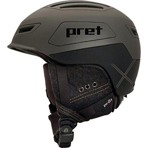 スノーボード ウィンタースポーツ 海外モデル ヨーロッパモデル アメリカモデル アメリカモデル 2017 Pret Helmets Pret アメリカモデル Cirque X Helmet 2017 - Medium/Rubber Mercuryスノーボード ウィンタースポーツ 海外モデル ヨーロッパモデル アメリカモデル Pret Helmets, ワダヤマチョウ:fd673b52 --- makeitinfiji.com
