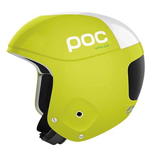 スノーボード ウィンタースポーツ 海外モデル ヨーロッパモデル アメリカモデル 10145 【送料無料】POC Skull Orbic Comp Helmet (Hexane Yellow, M L)スノーボード ウィンタースポーツ 海外モデル ヨーロッパモデル アメリカモデル 10145