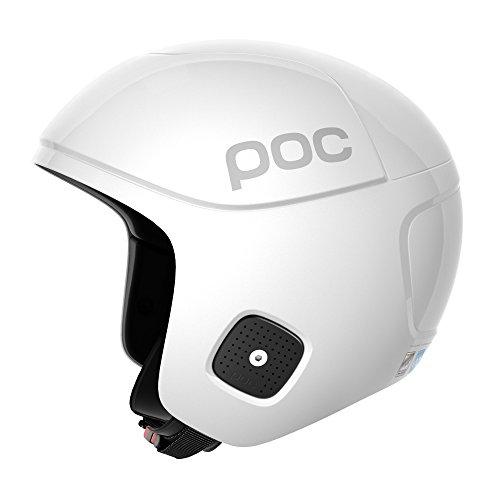 スノーボード ウィンタースポーツ 海外モデル ヨーロッパモデル アメリカモデル 10171 POC Skull Orbic X Spin, High Speed Race Helmet, Julia White, Smallスノーボード ウィンタースポーツ 海外モデル ヨーロッパモデル アメリカモデル 10171