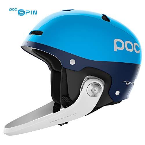 スノーボード ウィンタースポーツ 海外モデル ヨーロッパモデル アメリカモデル PO-91434 POC Artic SL Spin, Slalom Helmet, Lead Blue, XL/XXLスノーボード ウィンタースポーツ 海外モデル ヨーロッパモデル アメリカモデル PO-91434