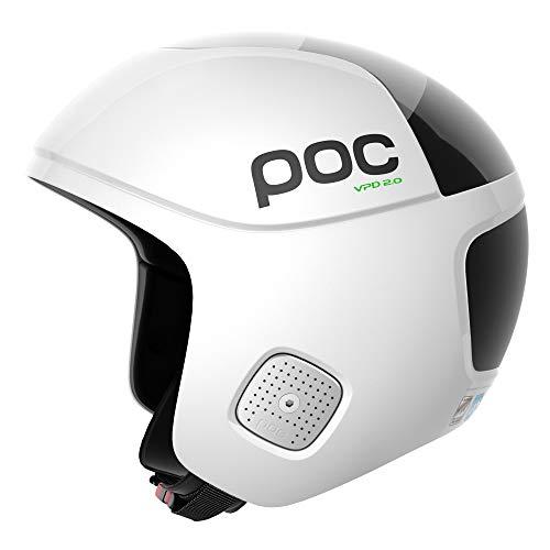 スノーボード ウィンタースポーツ 海外モデル ヨーロッパモデル アメリカモデル 10174 POC Skull Orbic Comp Spin, Ultimate Race Helmet, Hydrogen White, M/LGスノーボード ウィンタースポーツ 海外モデル ヨーロッパモデル アメリカモデル 10174