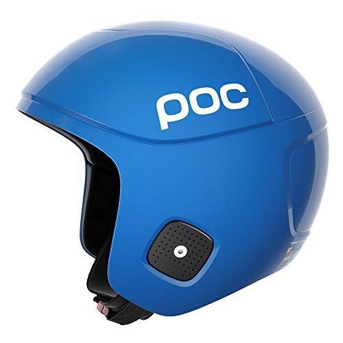 スノーボード ウィンタースポーツ 海外モデル ヨーロッパモデル アメリカモデル PO-91374 【送料無料】POC, Skull Orbic Comp Spin, Ultimate Race Helmet, Lead Blue, XL/スノーボード ウィンタースポーツ 海外モデル ヨーロッパモデル アメリカモデル PO-91374