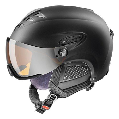 スノーボード ウィンタースポーツ 海外モデル ヨーロッパモデル アメリカモデル 5661622204 Uvex 300 Visor Ski Helmet Small Black Matスノーボード ウィンタースポーツ 海外モデル ヨーロッパモデル アメリカモデル 5661622204