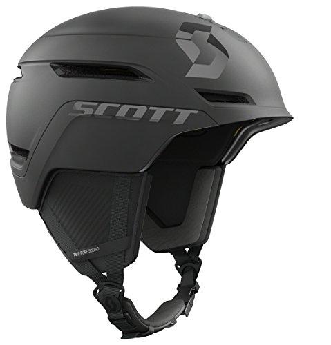 スノーボード ウィンタースポーツ 海外モデル ヨーロッパモデル アメリカモデル Scott 【送料無料】Scott Symbol 2 Plus D Snow Helmet (Black, M)スノーボード ウィンタースポーツ 海外モデル ヨーロッパモデル アメリカモデル Scott