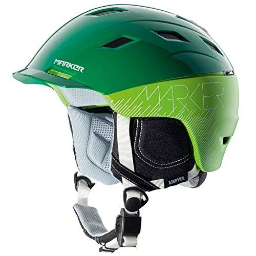 スノーボード ウィンタースポーツ 海外モデル ヨーロッパモデル アメリカモデル 164414.51.S Marker Ampire Helmet 2Block Dark/Light Green, Sスノーボード ウィンタースポーツ 海外モデル ヨーロッパモデル アメリカモデル 164414.51.S