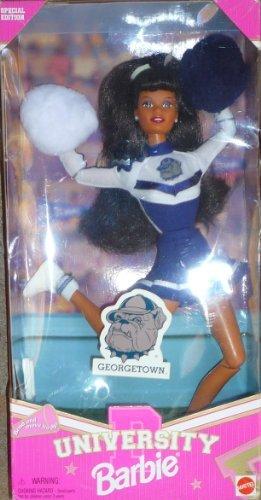 バービー バービー人形 大学 大学生 チアリーダー 19665 Duke University Barbie Cheerleader African-Americanバービー バービー人形 大学 大学生 チアリーダー 19665