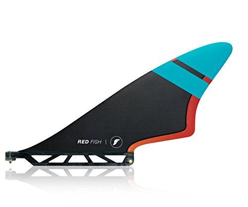 サーフィン フィン マリンスポーツ Futures Future Fins Stand Up Paddle Board SUP Carbon Fiber Single Redfish Finサーフィン フィン マリンスポーツ Futures