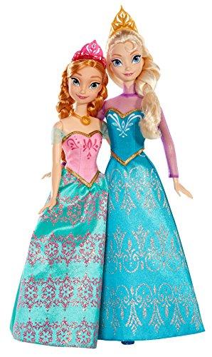 アナと雪の女王 アナ雪 ディズニープリンセス フローズン BDK37 Disney Frozen Royal Sisters Doll (2-Pack)アナと雪の女王 アナ雪 ディズニープリンセス フローズン BDK37