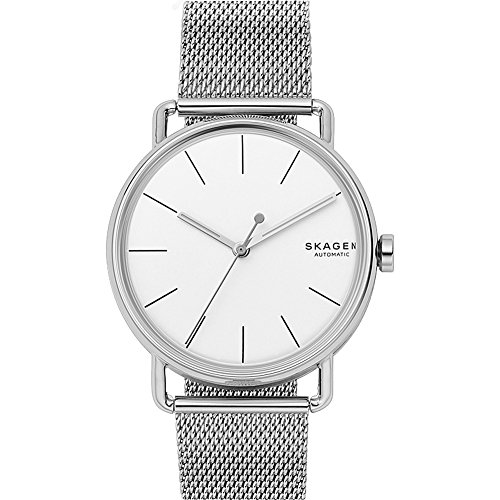 スカーゲン 腕時計 メンズ SKW6399 Skagen Men's Falster Analog-Quartz Watch with Stainless-Steel Strap, Silver, 20 (Model: SKW6399スカーゲン 腕時計 メンズ SKW6399
