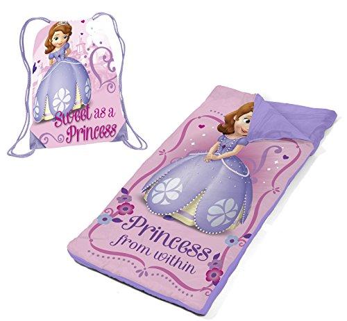 ちいさなプリンセス ソフィア ディズニージュニア WK318213 【送料無料】Disney Sofia The First Slumber Bag Setちいさなプリンセス ソフィア ディズニージュニア WK318213