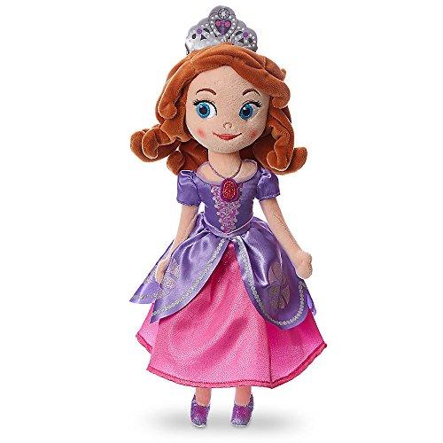 ちいさなプリンセス ソフィア ディズニージュニア 412300690292 【送料無料】Disney Sofia The First Plush Doll - Small - 13 Inchちいさなプリンセス ソフィア ディズニージュニア 412300690292