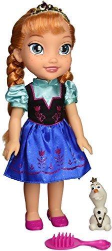 アナと雪の女王 アナ雪 ディズニープリンセス フローズン 31069-1 Disney Frozen 31069-1 Toddler Anna Doll with Royal Reflection Eyesアナと雪の女王 アナ雪 ディズニープリンセス フローズン 31069-1