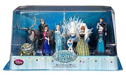 アナと雪の女王 アナ雪 ディズニープリンセス フローズン Disney Frozen Frozen Deluxe Figure Playset - 10 Pieceアナと雪の女王 アナ雪 ディズニープリンセス フローズン