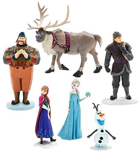 アナと雪の女王 アナ雪 ディズニープリンセス フローズン Disney Frozen Figurine Play Setアナと雪の女王 アナ雪 ディズニープリンセス フローズン