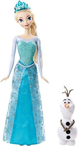 アナと雪の女王 アナ雪 ディズニープリンセス フローズン CMM87 Disney Frozen Sparkle Princess Elsa and Olaf Doll Gift Setアナと雪の女王 アナ雪 ディズニープリンセス フローズン CMM87