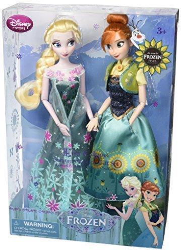 アナと雪の女王 アナ雪 ディズニープリンセス フローズン Disney Frozen Fever Anna and Elsa Dolls Summer Solstice Gift Set 12 by Disney Frozenアナと雪の女王 アナ雪 ディズニープリンセス フローズン