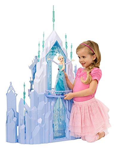 アナと雪の女王 アナ雪 ディズニープリンセス フローズン CMG65 Disney Frozen Elsa's Ice Palace Playsetアナと雪の女王 アナ雪 ディズニープリンセス フローズン CMG65