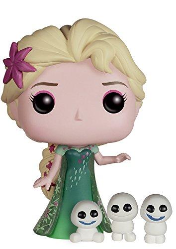 アナと雪の女王 アナ雪 ディズニープリンセス フローズン 5841 【送料無料】Funko POP Disney: Frozen Fever - Elsa Action Figureアナと雪の女王 アナ雪 ディズニープリンセス フローズン 5841
