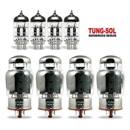 真空管 ギター・ベース アンプ 海外 輸入 6550/12AX7 Tung-Sol Tube Upgrade Kit For Krank Krankenstein Plus Amps真空管 ギター・ベース アンプ 海外 輸入 6550/12AX7