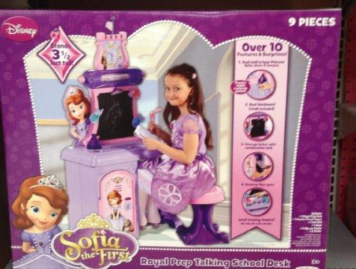 無料ラッピングでプレゼントや贈り物にも。逆輸入並行輸入送料込 ちいさなプリンセス ソフィア ディズニージュニア 【送料無料】Disney Sofia The First Royal Prep Talking School Desk Exclusiveちいさなプリンセス ソフィア ディズニージュニア