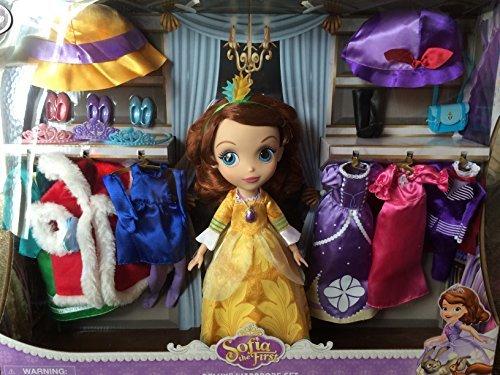 ちいさなプリンセス ソフィア ディズニージュニア Disney (Disney) Sofia the First Deluxe Wardrobe Set Sofia deluxe wardrobe set [parallel import goods]ちいさなプリンセス ソフィア ディズニージュニア