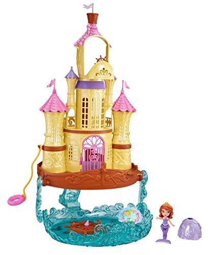 ちいさなプリンセス ソフィア ディズニージュニア Disney Sofia the First vacation castle set Vacation Palace Playset parallel import goodsちいさなプリンセス ソフィア ディズニージュニア
