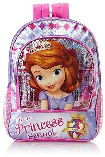 ちいさなプリンセス ソフィア ディズニージュニア Sofia the First Backpack Pink 16 Inchesちいさなプリンセス ソフィア ディズニージュニア