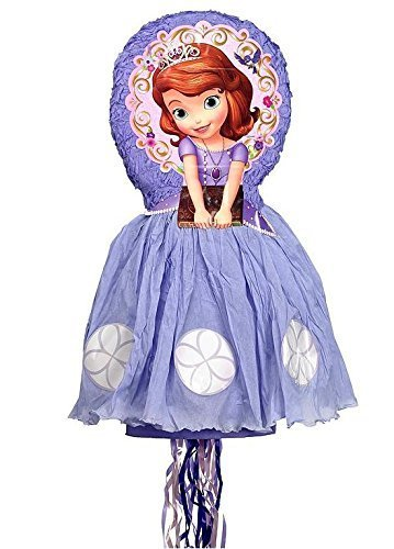 ちいさなプリンセス ソフィア ディズニージュニア Ya Otta Pinata Disney Sofia The First 3D Pull-String Pinataちいさなプリンセス ソフィア ディズニージュニア