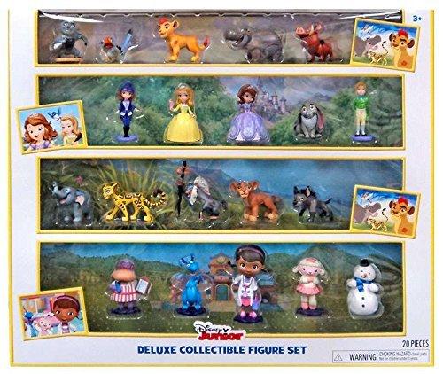 ちいさなプリンセス ソフィア ディズニージュニア 【送料無料】Disney Junior Deluxe Collectible Exclusive Figure Setちいさなプリンセス ソフィア ディズニージュニア