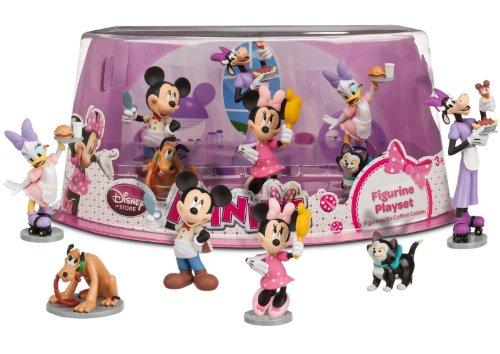 ちいさなプリンセス ソフィア ディズニージュニア 【送料無料】Minnie Mouse Figure Play Setちいさなプリンセス ソフィア ディズニージュニア