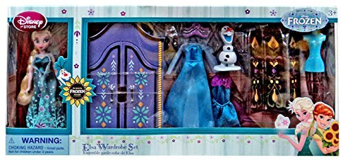 アナと雪の女王 アナ雪 ディズニープリンセス フローズン 【送料無料】Disney Frozen Frozen Fever Elsa Wardrobe 5.5